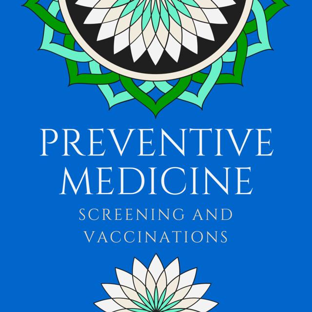 Preventive Medicine for the Family Med Shelf