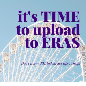 ERAS has Opened