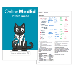 OnlineMedEd's Intern Guide
