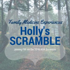 Holly's Scramble