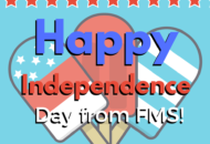 Happy 4th of July from FMS!