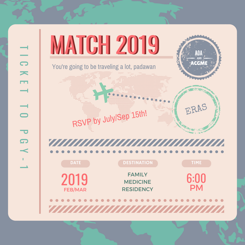 Match 2019: ACGME and the Last of the AOA Edition