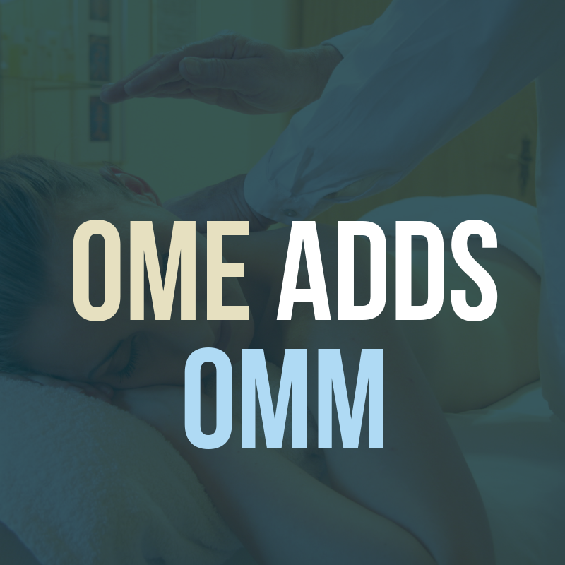 OnlineMedEd adds OMM videos - making COMLEX studying easier!
